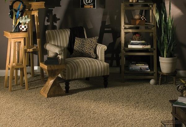 Frieze Style Carpet