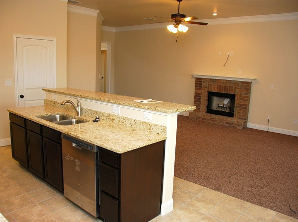 Betenbough Homes Kira Floor Plan Kitchen Island
