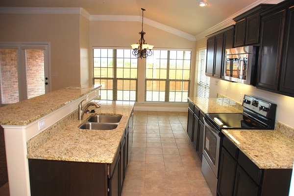 Betenbough Homes Kira Floor Plan Kitchen and Windows