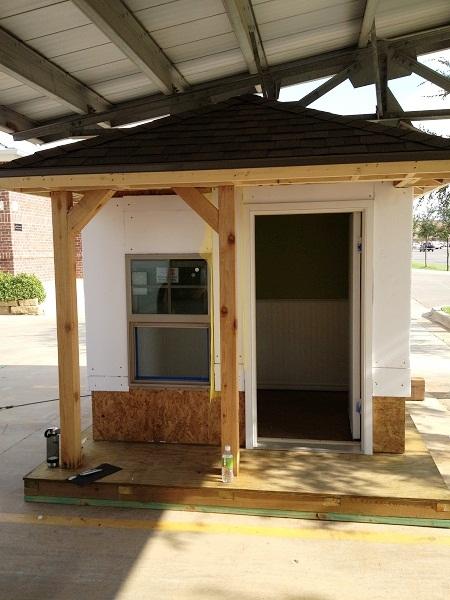 mini playhouse plans