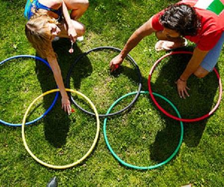 Darchery Backyard Olympic Game