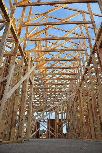 Green Building Betenbough Homes West Texas