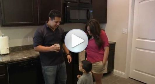 Gutierrez Family Betenbough Home Buying Experience in Odessa, TX