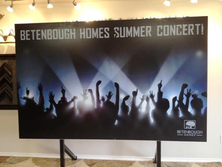 Josh Wilson Concert Photo Booth