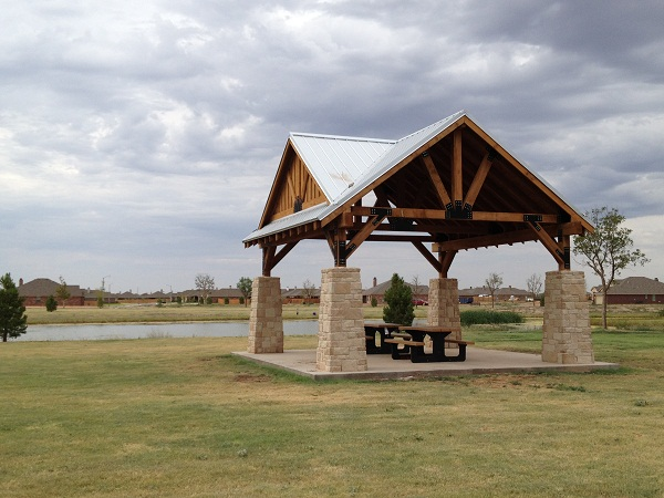 Quincy Park Pavilion - Betenbough Homes