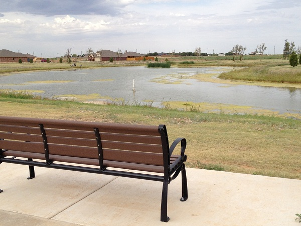 Quincy Park Southwest Lubbock Jogging Trail