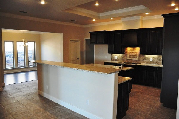 Betenbough Homes Roxann Kitchen and Dining