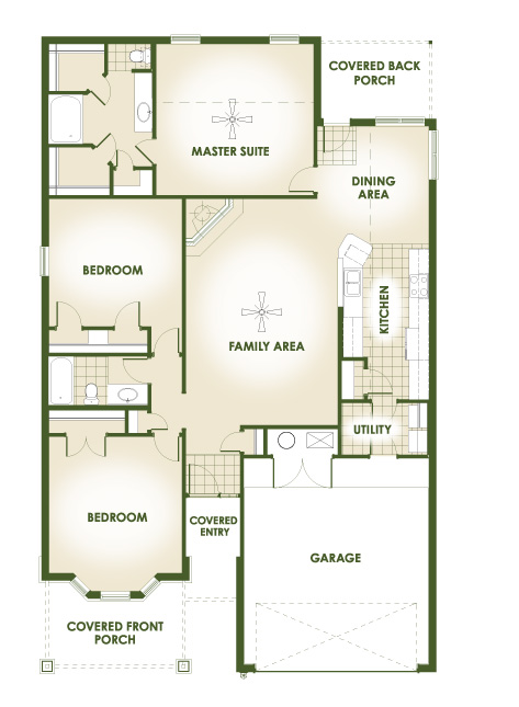 November Edition Most Popular Floor Plan House Made Home