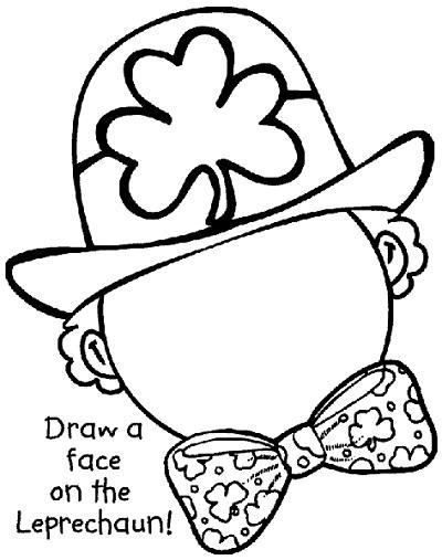 draw a leprechaun