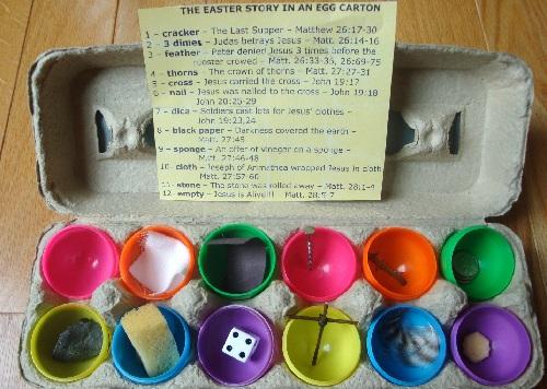 eggs easter