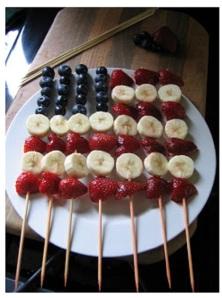patriotic kabobs