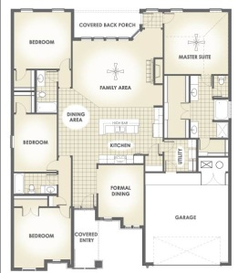tracy floor plan