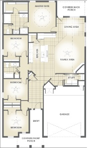 Marley Floor Plan