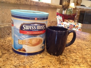 Winterize, Hot Chocolate