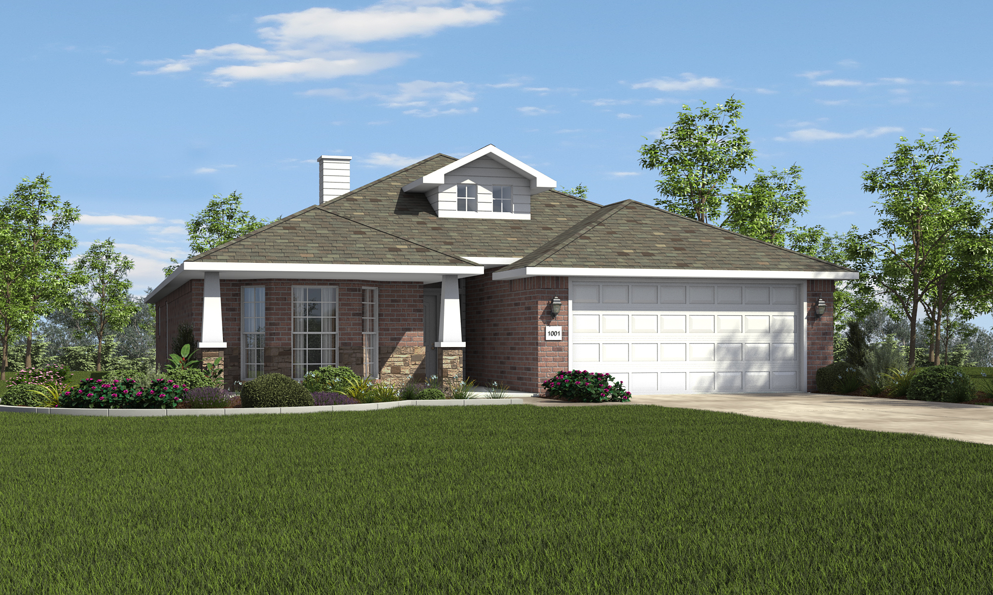 2013 s five most popular floor plans house made home for Most popular house plans