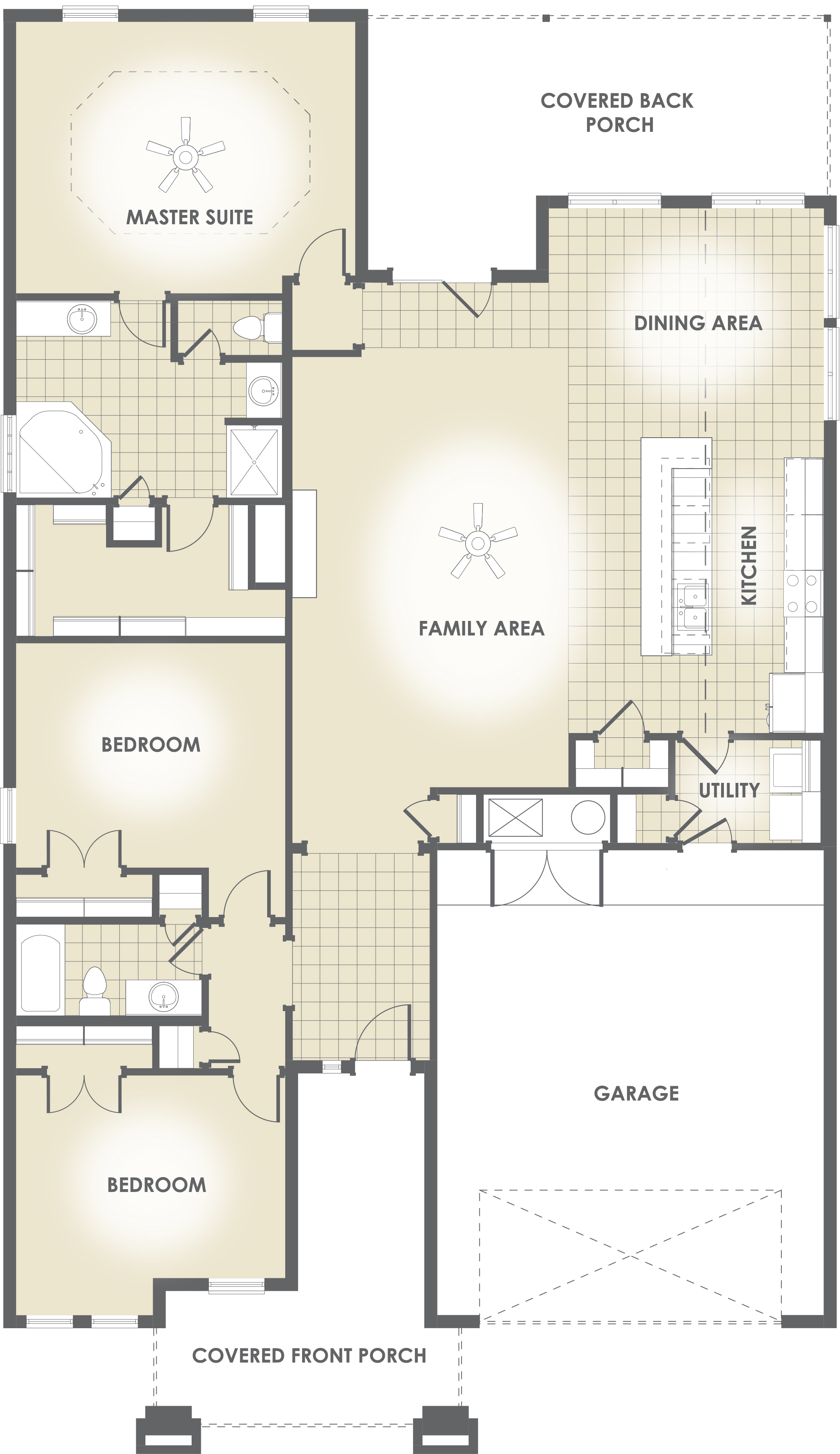 2013 s five most popular floor plans house made home Popular house floor plans