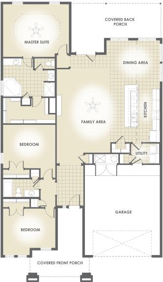 Constance floor plan