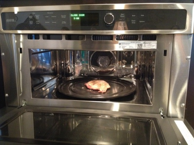 steak - oven
