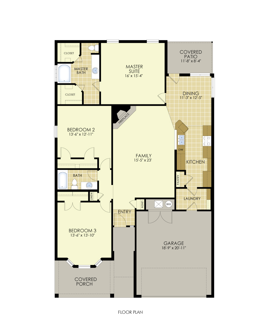 March S Most Popular Floor Plan House Made Home
