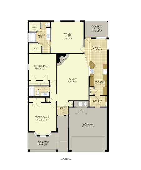 Ashley Grace Floor Plan