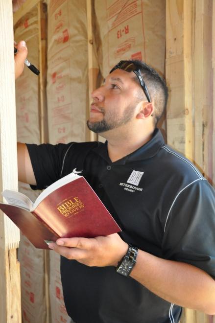 Scripture signing