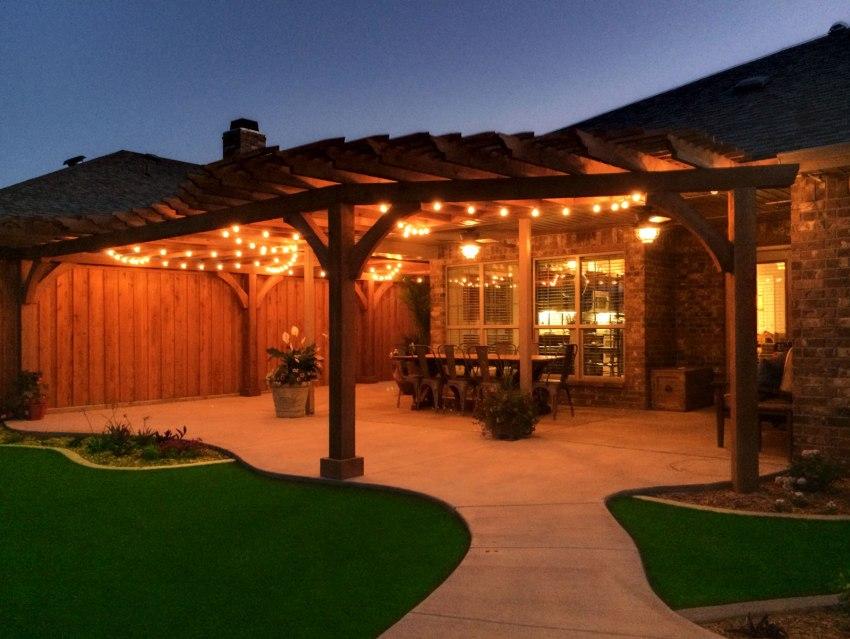 Betenbough Homes patio