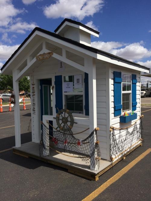 CASA playhouse