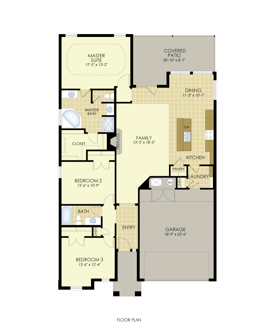 June S Most Popular Floor Plan Christine House Made Home
