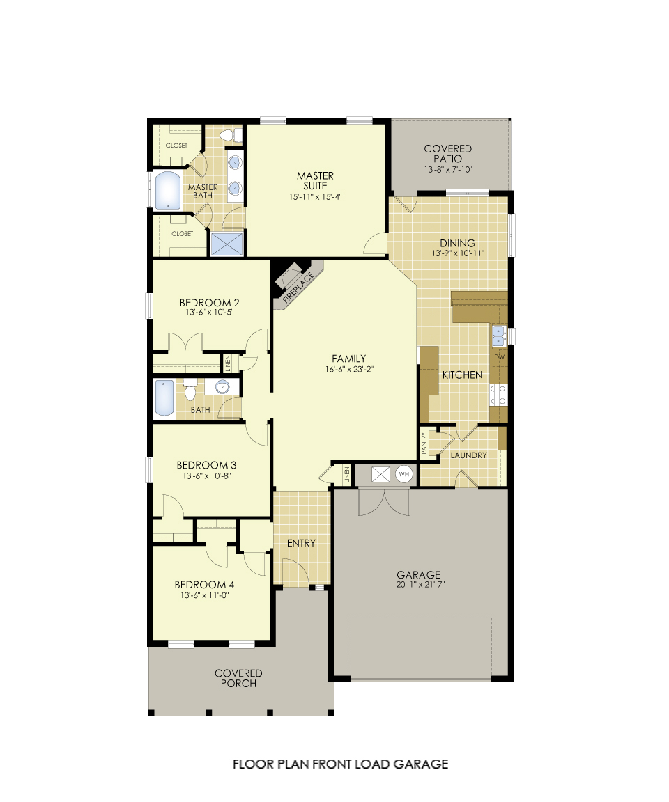 October S Most Popular Floor Plan House Made Home