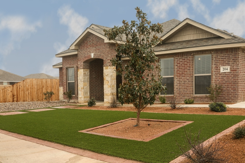 Betenbough Model Home