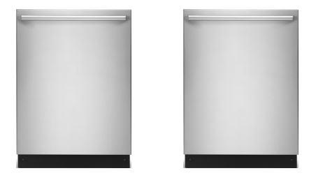 stainless electrolux dishwashers