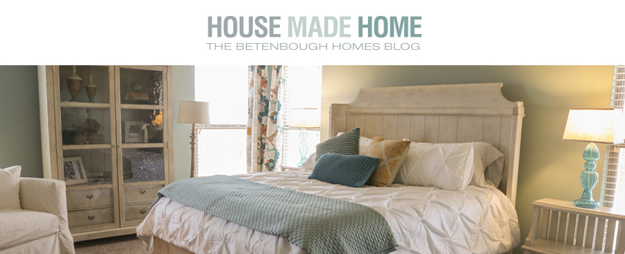 House Made Home Blog - The Betenbough Homes blog