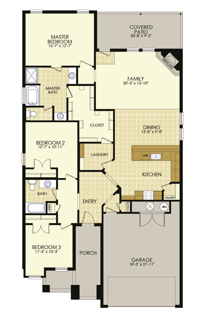 September S Most Popular Floor Plan House Made Home