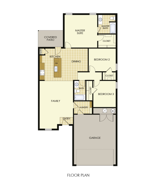 1450 KB1_Floor Plan