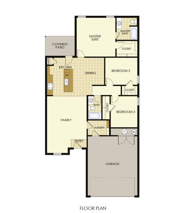 1450 KB1_Floor Plan