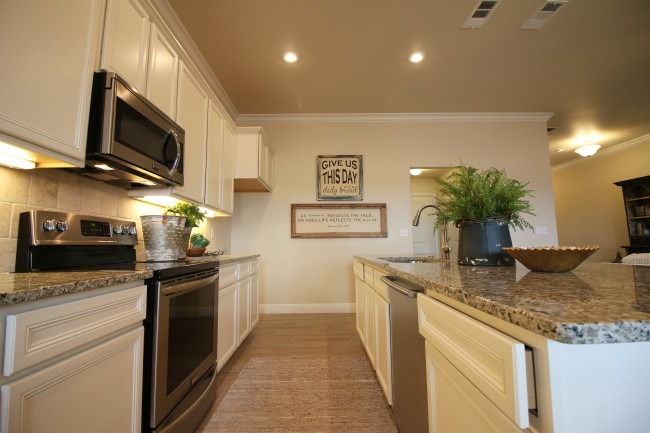 Betenbough Homes Mona Floor Plan Kitchen