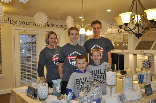 Betenbough Homes Christmas