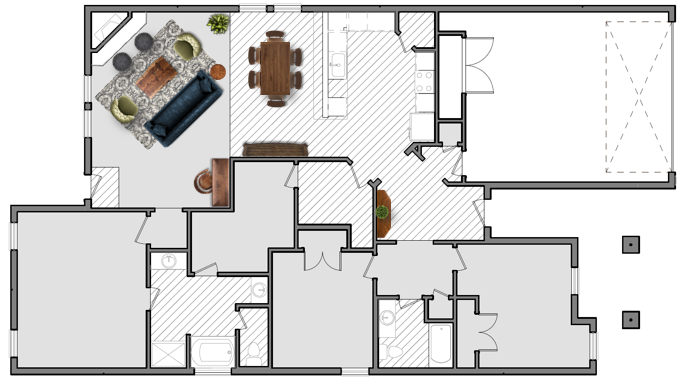 Popular Floor Plan House Made Home