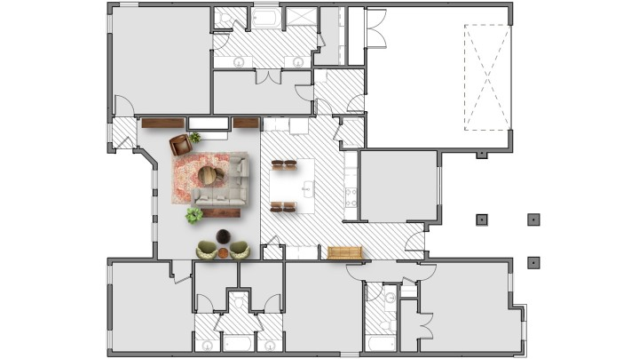 living room furniture layout 2 500 2 600 plans house made home
