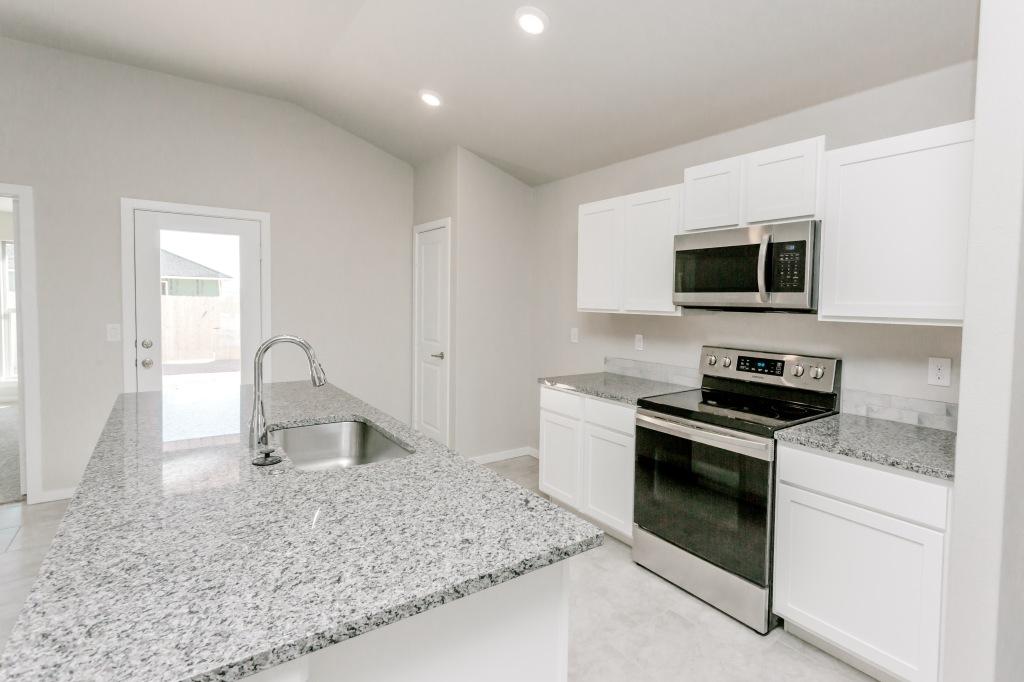 Regan Kitchen New Home Floor Plan